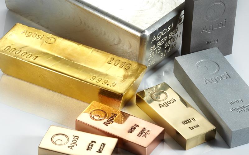 Agosi Precious Metals Agosi Allgemeine Gold Und