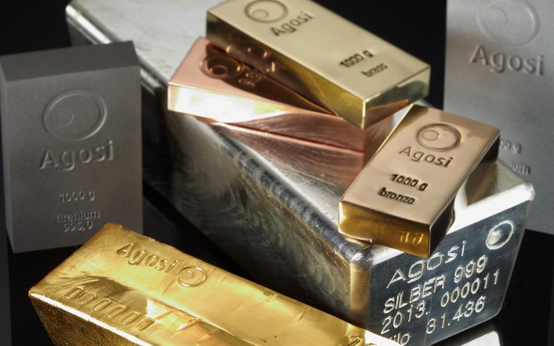 Allgemeine Gold- Und Silberscheideanstalt A.G. Pforzheim