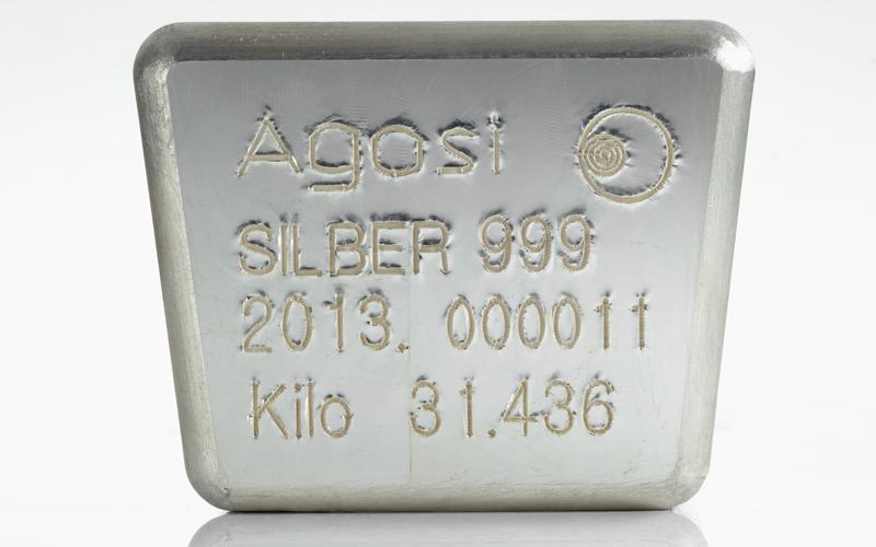 Allgemeine Gold Und Silberscheideanstalt Ag